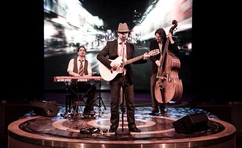 Acoustic Avenue Band